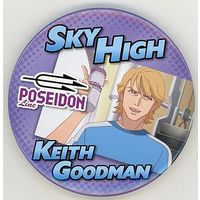 Badge - TIGER & BUNNY / Keith Goodman