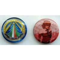 Badge - TIGER & BUNNY / Barnaby Brooks