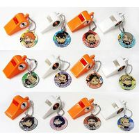 (Full Set) Metal Charm - Whistle - Haikyuu!!