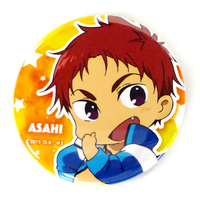 Trading Badge - High Speed! / Shiina Asahi