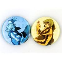 Badge - TIGER & BUNNY / Ivan & Pao-Lin