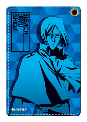 Commuter pass case - Bleach / Ishida Uryu