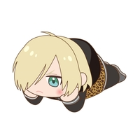 Magnet - Yuri!!! on Ice / Yuri Plisetsky