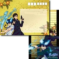 Letter Set - Blue Exorcist