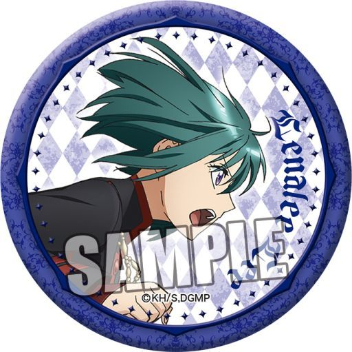 Badge - D.Gray-man / Lenalee Lee