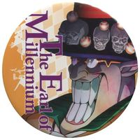 Badge - D.Gray-man / The Earl of Millennium