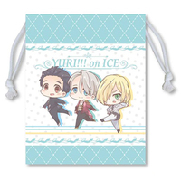 Pouch - Yuri!!! on Ice