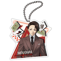 Acrylic Key Chain - Joker Game / Miyoshi