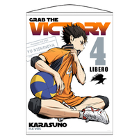 Tapestry - Haikyuu!! / Karasuno High School & Nishinoya