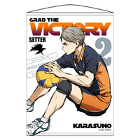 Tapestry - Haikyuu!! / Karasuno High School & Sugawara