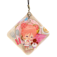 Acrylic Charm - High Speed! / Sigino Kisumi