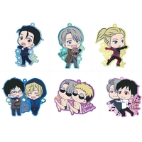 Trading Badge - Rubber Clip Badge - Yuri!!! on Ice