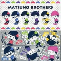 (Full Set) Bath Towel - Osomatsu-san