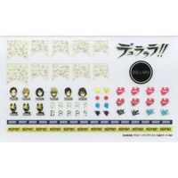 Nail Art Stickers - Durarara!!