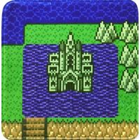 Floor Mat - Dragon Quest