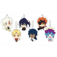 (Full Set) Key Chain - D.Gray-man
