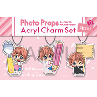Acrylic Charm - High Speed!