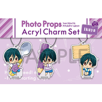 Acrylic Charm - High Speed! / Kirishima Ikuya