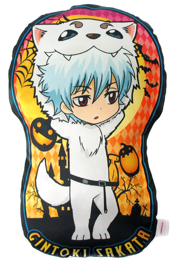 Die-cut Cushion - Gintama / Sakata Gintoki