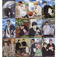 (Full Set) Card Collection - Kuroko's Basketball