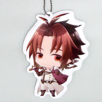 Key Chain - Seraph of the End / Crowley Eusford
