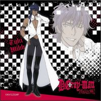 Towels - D.Gray-man / Tyki Mikk
