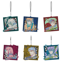 (Full Set) Rubber Strap - D.Gray-man