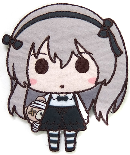 Patch - GIRLS-und-PANZER / Shimada Arisu