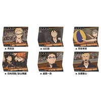 Trading Badge - Acrylic Badge - Haikyuu!! / Karasuno High School