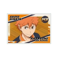 Square Badge - Haikyuu!! / Karasuno High School & Hinata