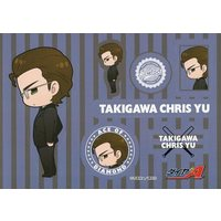 Trading Stickers - Ace of Diamond / Chris Yū Takigawa