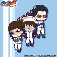 Key Chain - Ace of Diamond / Sawamura Eijun & Chris Yū Takigawa
