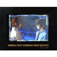 Musical Box - Mobile Suit Gundam Seed Destiny / Kira Yamato & Shinn Asuka