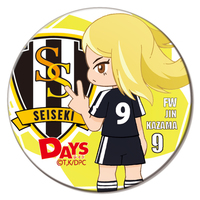 Badge - DAYS / Kazama Jin