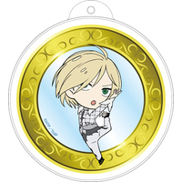 Key Chain - Yuri!!! on Ice / Yuri Plisetsky