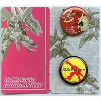 Badge - Mobile Suit Gundam SEED