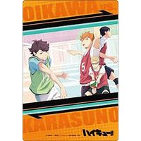 Bookmarker - Haikyuu!! / Oikawa & Karasuno High School