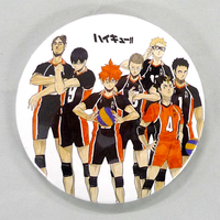 Badge - Haikyuu!! / Karasuno High School