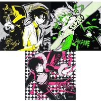 (Full Set) Handkerchief - Bandana - Durarara!!