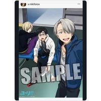 Plastic Sheet - Yuri!!! on Ice