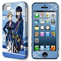 iPhone5 case - Smartphone Cover - K (K Project) / Seri & Reisi
