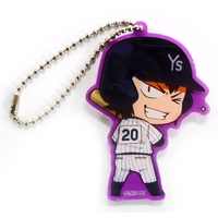 Trading Acrylic Key Chain - Ace of Diamond / Todoroki Raichi