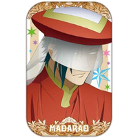 Marukaku Badge - D.Gray-man / Madarao