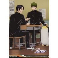 Card Collection - Illustrarion card - Kuroko's Basketball / Takao & Midorima