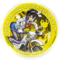 Badge - Bakuon!! / Amano Onsa