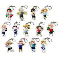(Full Set) Trading Acrylic Key Chain - Hetalia