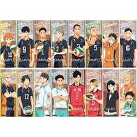(Full Set) Trading Poster - Haikyuu!!
