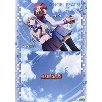 Plastic Folder - Angel Beats! / Kanade & Yuri