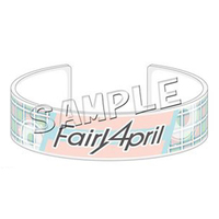 Bracelet - Band Yarouze! (Banyaro!) / Fairy April (Banyaro!)