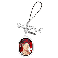 Earphone Jack Accessory - Band Yarouze! (Banyaro!) / Shirayuki Teppei (Banyaro!)